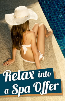 Relax into a Spa Offer