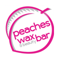Peaches Wax & Beauty Bar  logo