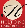 Hiltons Hair & Beauty logo