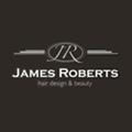 James Roberts Hair Design logo