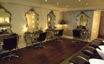 Robyn mcmillan hair within papillon hair boutique glasgow for Aaina beauty salon glasgow