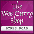 Wee Curry Shop 41 Byres Road