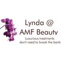Lynda @ AMF Beauty logo