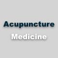 Acupuncture Medicine logo