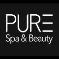 Pure Spa & Beauty, Silverburn logo