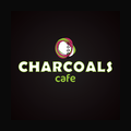 Charcoals Cafe logo
