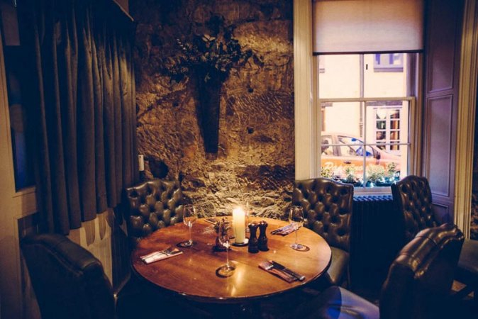 The Bothy Glasgow Restaurant Bookings Amp Offers 5pm Co Uk