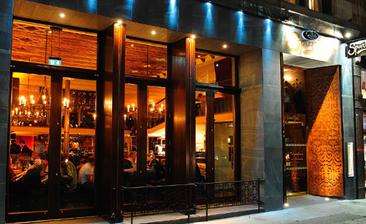 Italian Restaurant Merchant Square Glasgow