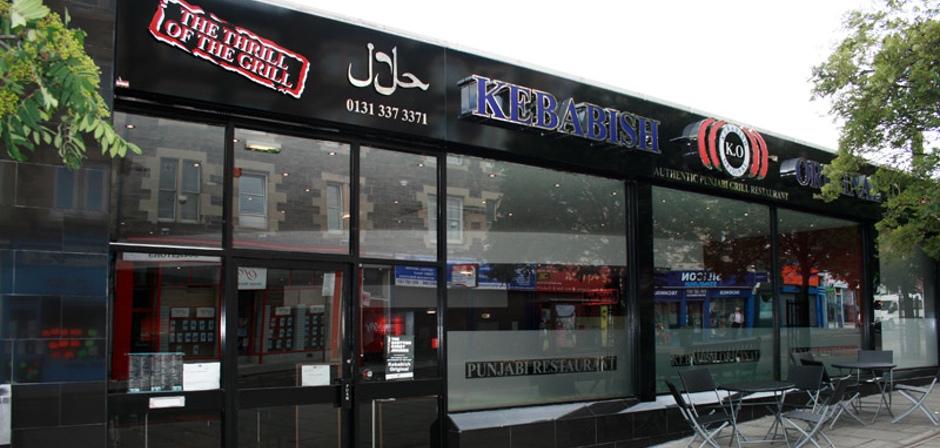 Indian Restaurant Dalry Road Edinburgh