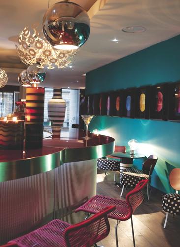 cucina g v royal mile hotel edinburgh restaurant