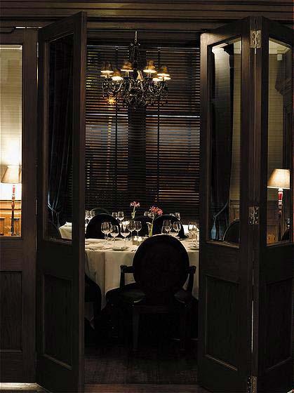 Hotel Du Vin 1 Devonshire Gardens Glasgow Restaurant