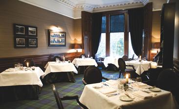 Restaurants near one devonshire gardens