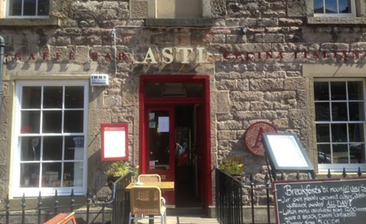Italian Restaurant Broughton Street Edinburgh
