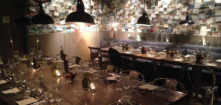 Darcy S Restaurant Glasgow