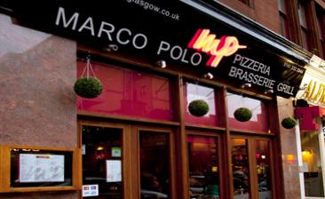 Cineworld Glasgow Food Menu