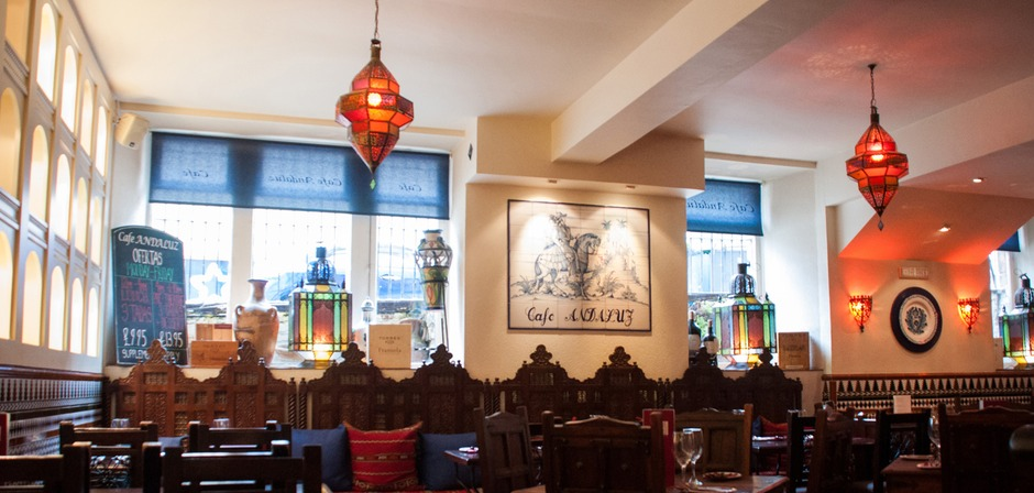 Pm Cafe Andaluz West End