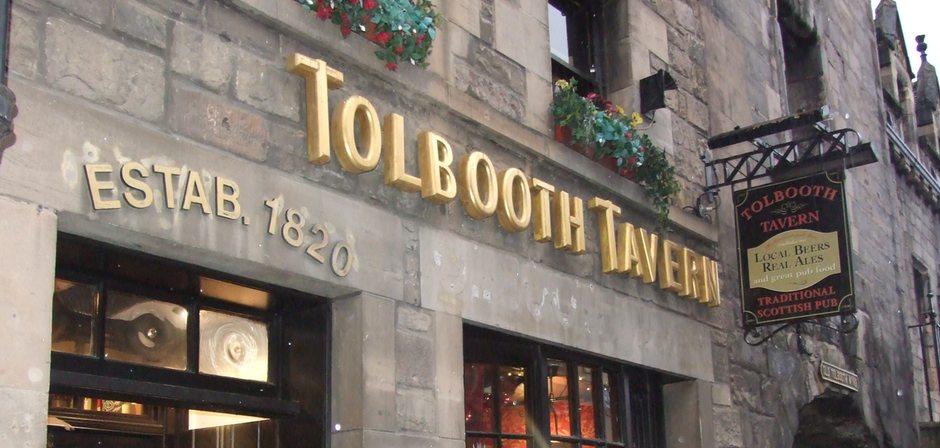 Pub Food Near Royal Mile Edinburgh