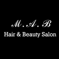 M.A.B Hair & Beauty Salon logo