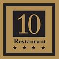 10 Restaurant & Bar logo