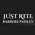 Just Rite Barbers logo