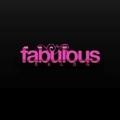Fabulous Salon, Paisley logo