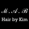 M.A.B Hair & Beauty (Hair by Kim) logo